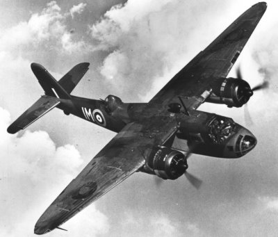 Blackburn Botha was a British four-seat reconnaissance and torpedo bomber